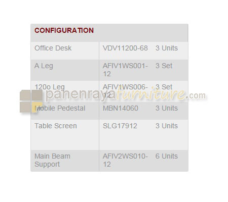 WORKSTATION HIGH POINT VIBE CONFIGURATION V3