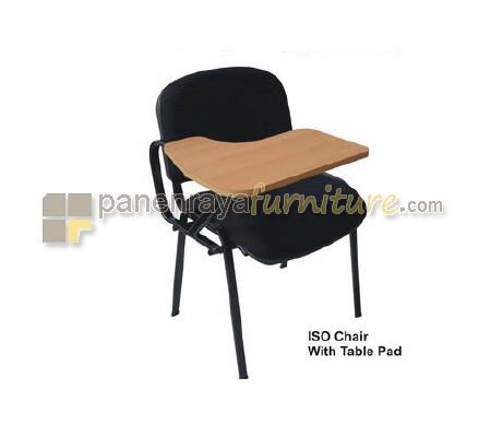 KURSI KULIAH ERGOSIT CHAIR WITH TABLE PAD
