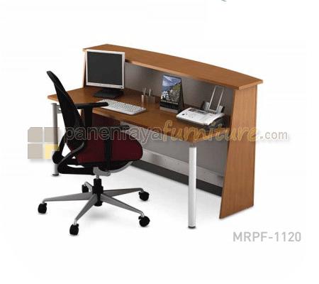 MEJA RESEPSIONIST MODERA MRPF-1120