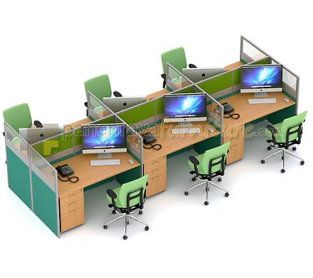 WORKSTATION UNO KONFIGURATION 3 SLIM SERIES