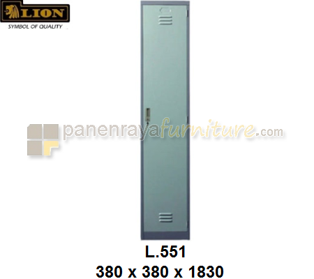LOCKER KANTOR LION L-551