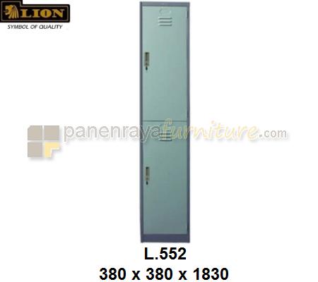 LOCKER KANTOR LION L-552