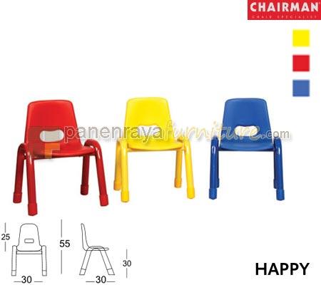 KURSI ANAK CHAIRMAN HAPPY