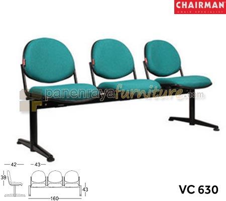 Kursi Tunggu Chairman VC 630