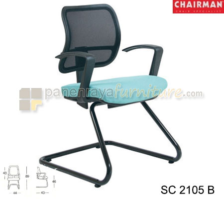 KURSI HADAP CHAIRMAN SC 2105 B