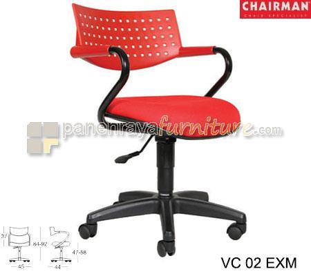 KURSI KANTOR CHAIRMAN VC 02 EXM