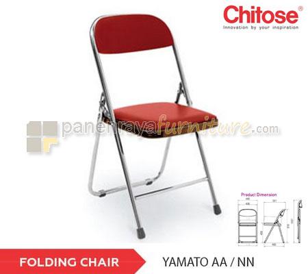 KURSI LIPAT CHITOSE YAMATO NN