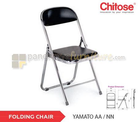KURSI LIPAT CHITOSE YAMATO AA