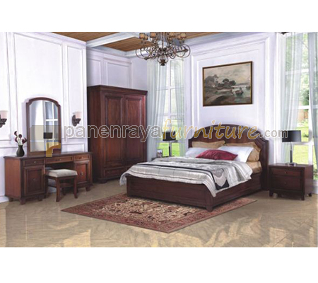 STARMAX BATHILDA BED SET