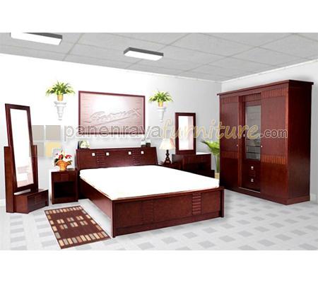 STARMAX QIARA BED SET