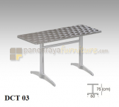 Panen Raya CAFE TABLE INDACHI DCT 03