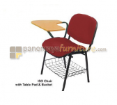 Panen Raya Ergosit ISO Chair With Table Pad & Bucket