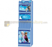 Panen Raya LOCKER ANAK FROZEN KEA PANEL LB-FZ 3.1 NF