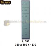Panen Raya LOCKER KANTOR LION L-556