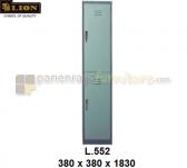 Panen Raya LOCKER KANTOR LION L-552