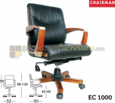 Panen Raya KURSI KANTOR CHAIRMAN EC 1000 C