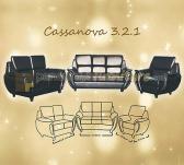 Panen Raya PLATINUM SOFA 321 CASSANOVA