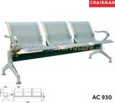 Panen Raya Kursi Tunggu Chairman AC 930
