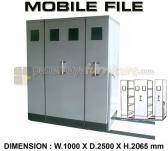 Panen Raya VIP MOBILE FILE MANUAL SISTEM MFA 4BS185 (16 COMP)
