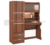 Panen Raya MEJA BELAJAR EXPO SD-1512 FRENCH WALNUT