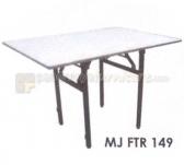 Panen Raya FOLDING TABLE FUTURA MJ FTR 149