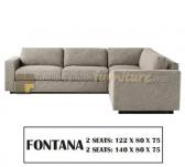 Panen Raya SOFA L KEVIN FONTANA 2.2