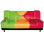 Panen Raya SOFA BED IMPERIAL PRINCESS RAINBOW 180