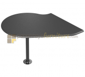 Panen Raya JOINT TABLE EURO DIAMOND DJT 7502R (CHERRY - BLACK)