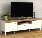 Panen Raya RAK TV PRODESIGN BENEDICT TV 150 TANPA TV (WHITE - YELLOW)