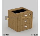 Panen Raya LACI GANTUNG MODERA PHD 7305 Classic Walnut