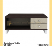 Panen Raya COFFEE TABLE 3 EXPO CT 1007 SANDAL WOOD - TECIDO 100x59