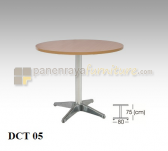 Panen Raya CAFE TABLE INDACHI DCT 05 D 60