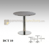 Panen Raya CAFE TABLE INDACHI DCT 10 D 60