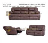 Panen Raya MORRES SOFA 321 RECLINER RC 217